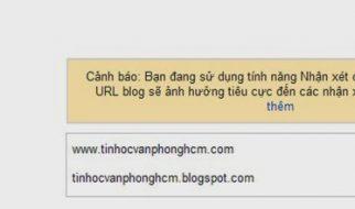 Hướng dẫn cài đặt tên miền riêng cho Blogspot 6