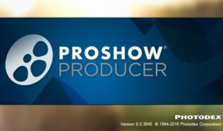 PROSHOW PRODUCER 8 FULL